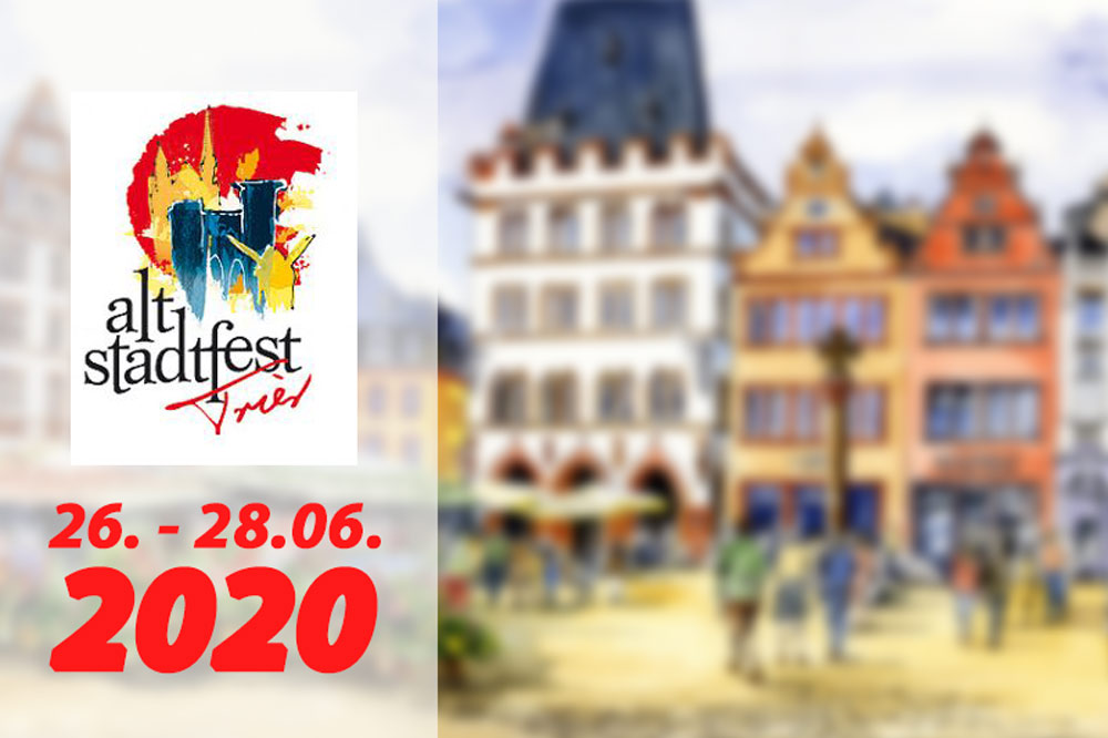 old town festival Trier 2020